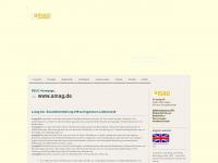 amag-group.com Webseite Vorschau