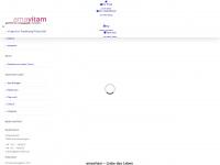 amavitam.de Webseite Vorschau