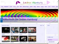 amazonenzauber.de Webseite Vorschau