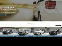 amb-automobile.de Webseite Vorschau