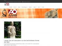 ambi-objects.de Webseite Vorschau