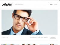 ambid.de Webseite Vorschau