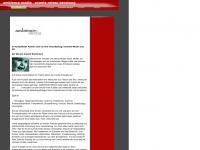 ambience-media.com Webseite Vorschau