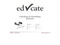 akademie-educate.com Webseite Vorschau
