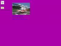 ambulanz-hubschrauber.de Webseite Vorschau