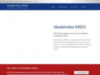 akademiker-kreis.com Webseite Vorschau