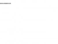 amdamm.de Webseite Vorschau
