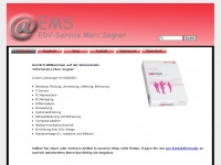 amdmail.de Webseite Vorschau