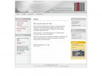 amdo-gmbh.com Webseite Vorschau