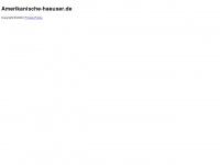 amerikanische-haeuser.de Webseite Vorschau