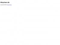 akquisen.de Webseite Vorschau
