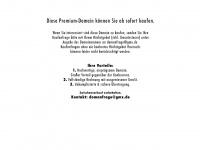 amexa.de Webseite Vorschau