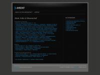 amiont.de Webseite Vorschau