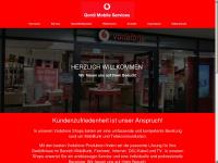 amir-gordi.de Webseite Vorschau
