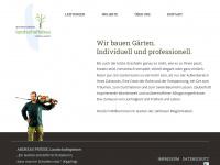 ammerseeer-landschaftsbau.de Webseite Vorschau