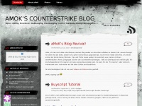 amoksblog.wordpress.com Webseite Vorschau