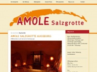 amole-salzgrotte.de Webseite Vorschau