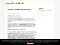aegypten-guide.de