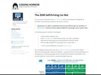 codinghorror.com
