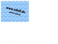 xdolf.de Webseite Vorschau