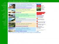 aktivinnatur.com Webseite Vorschau