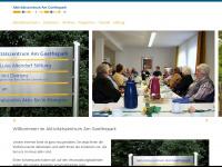 aktivitaetszentrum.de Webseite Vorschau