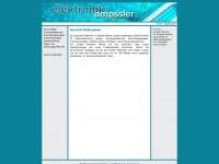 ampssler-elektronik.de Webseite Vorschau