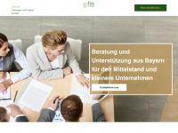 ampuls-consult.de Webseite Vorschau