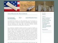 amrevonline.org Webseite Vorschau