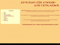 amrita-lichtarbeit.de Webseite Vorschau