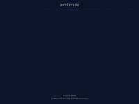 amritam.de Webseite Vorschau