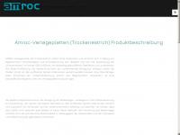 amroc-fussboden.de Webseite Vorschau