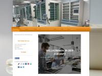 ams7.de Webseite Vorschau