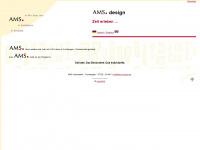 amsshop.de Webseite Vorschau