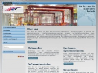 amt-essen.com Webseite Vorschau