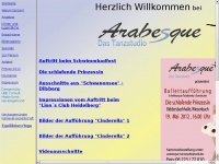 arabesque-das-tanzstudio.de