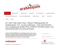 arabesques-hamburg.de