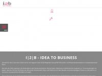 i2b.de Webseite Vorschau