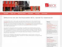 arbeitsrecht-beck.de
