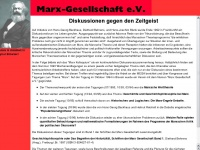 marx-gesellschaft.de
