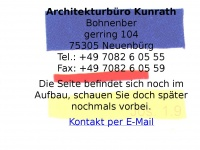 architekt-kunrath.de