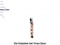 vivax-zaun.de