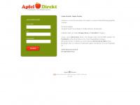 apfel-direkt.de Webseite Vorschau