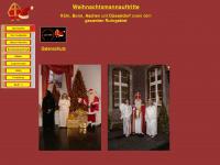 weihnachtsmannauftritt.de