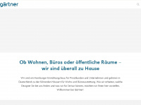 gaertnermoebel.de
