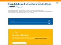 allgaeuhaus-wertach.de