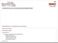 bayrischer-hof-heidelberg.com