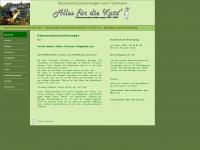 alles-fuer-die-katz.de Webseite Vorschau