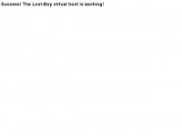 kickerladen.de Webseite Vorschau