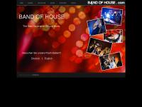 b4ndofhouse.de Thumbnail